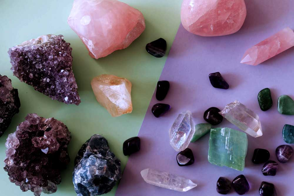 gems crystals numerology